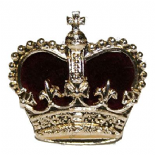 Officers No1 Dress Crown